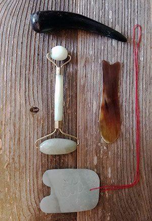gua sha tools